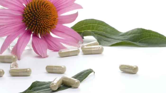 Эхинацея в таблетках, капсулах и настойка на сайте Айхерб