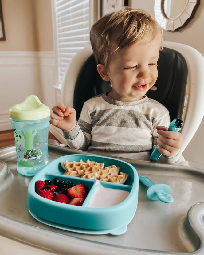 Посуда для новорожденных детей с Айхерб