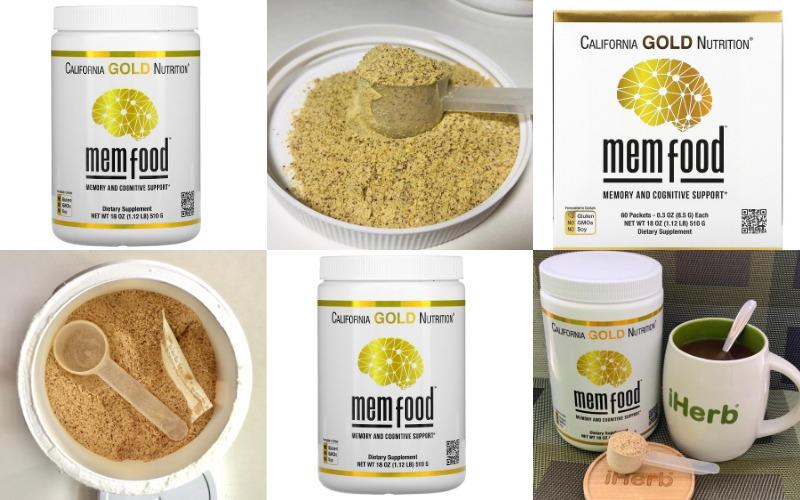 MEM FoodотCalifornia Gold Nutrition